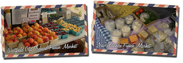 Westfield Old Orchard French Market | New Lennox French Market